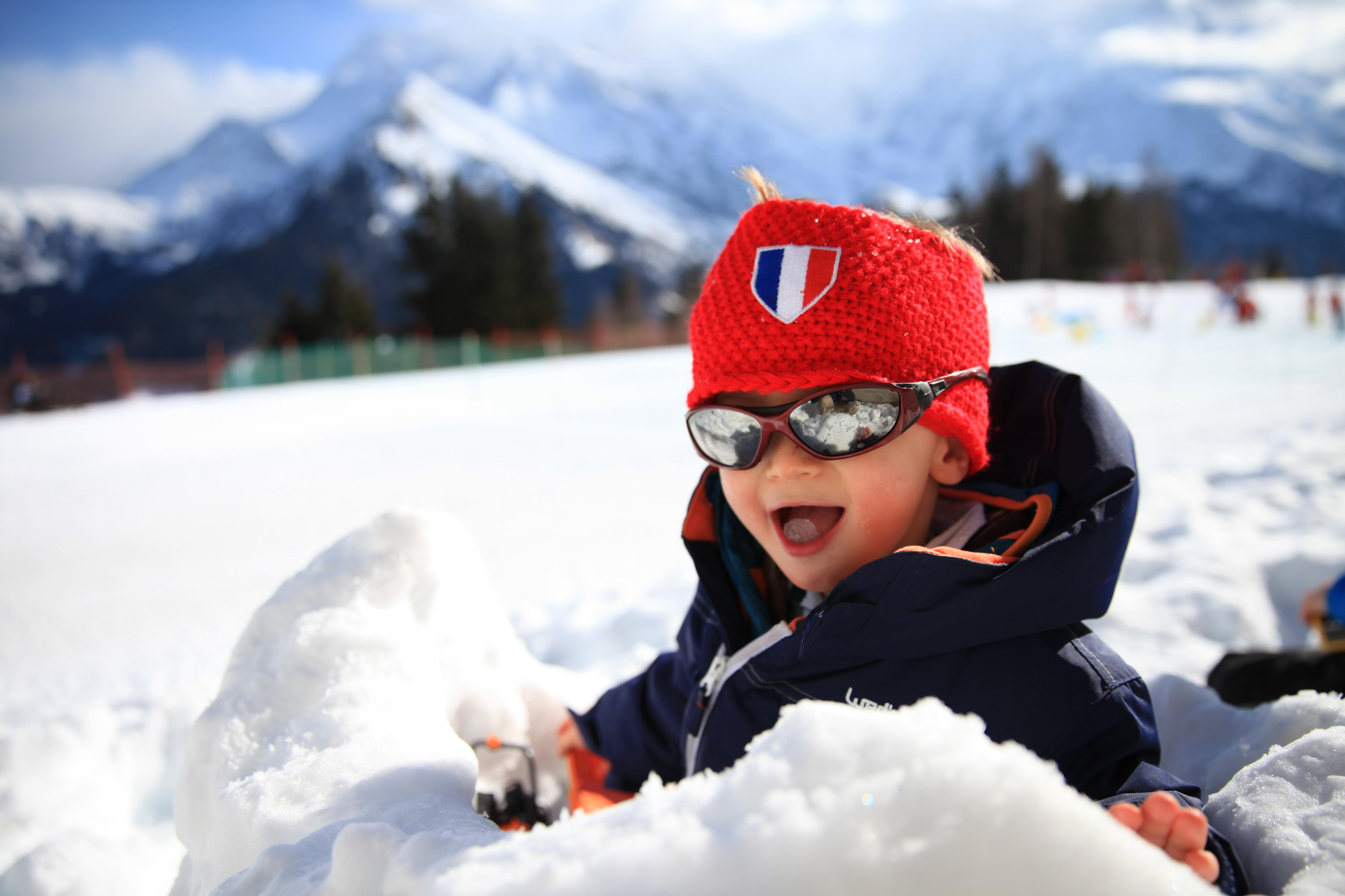 station ski Saint Gervais