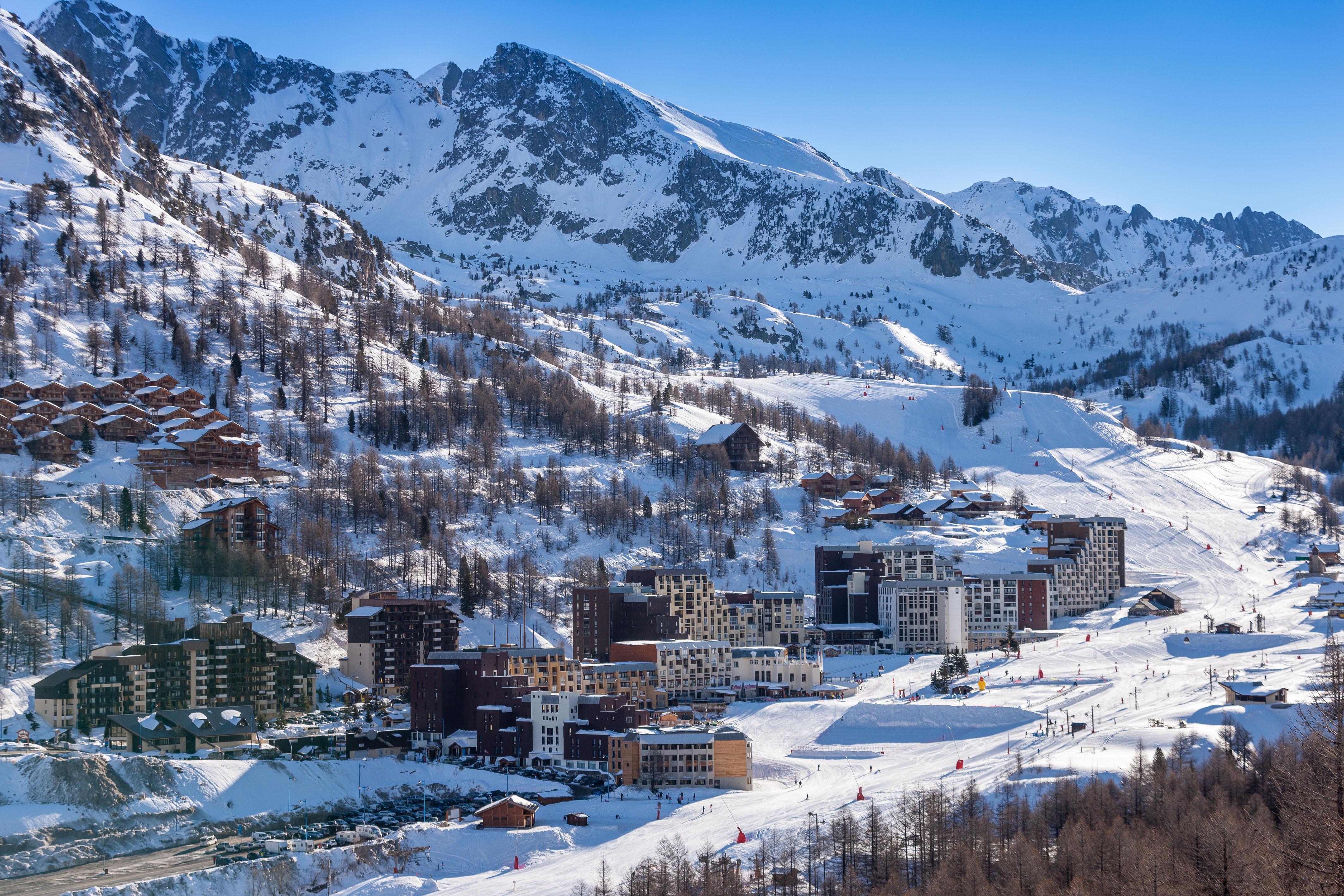 station ski Isola 2000