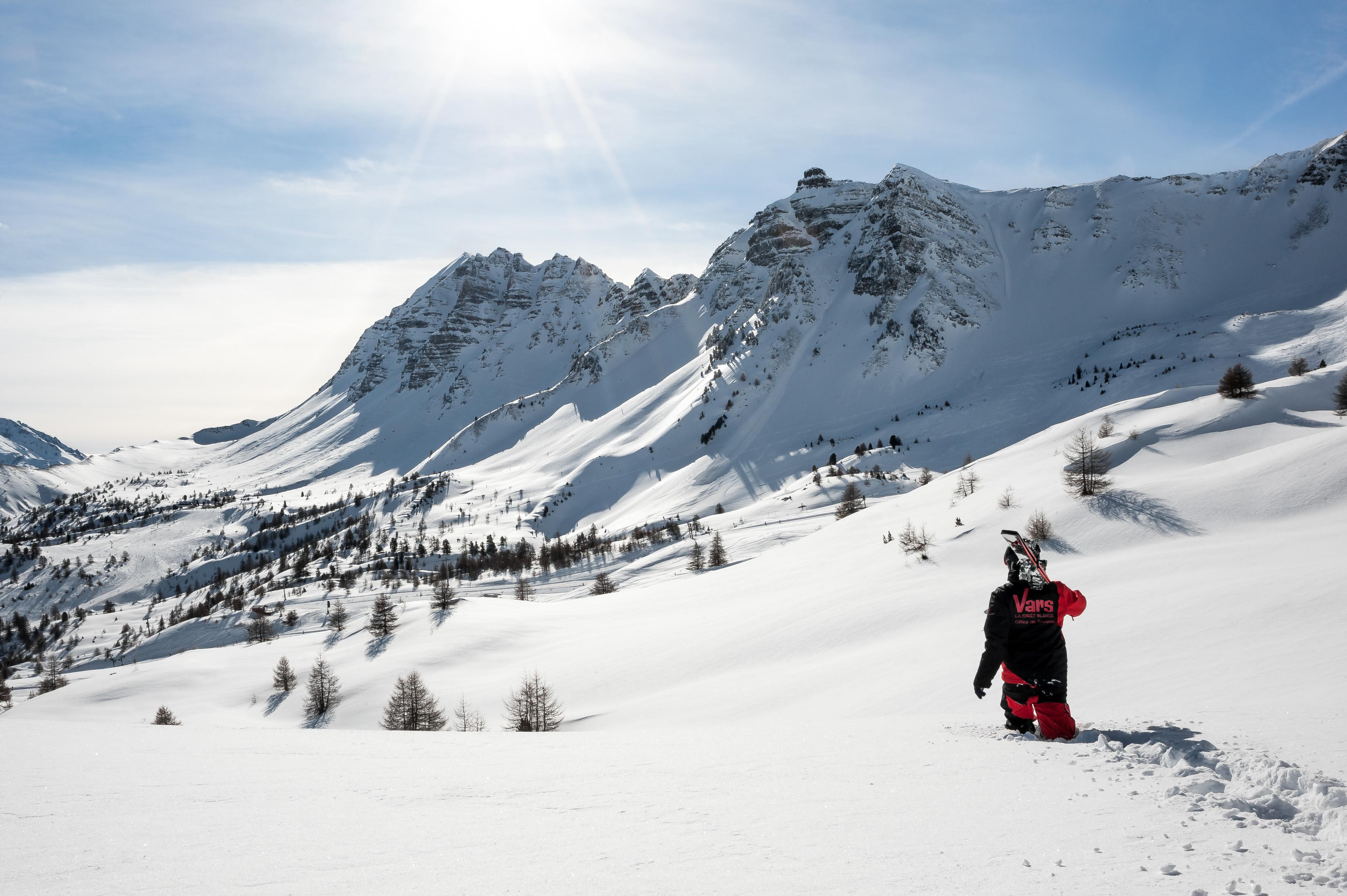 station ski Vars