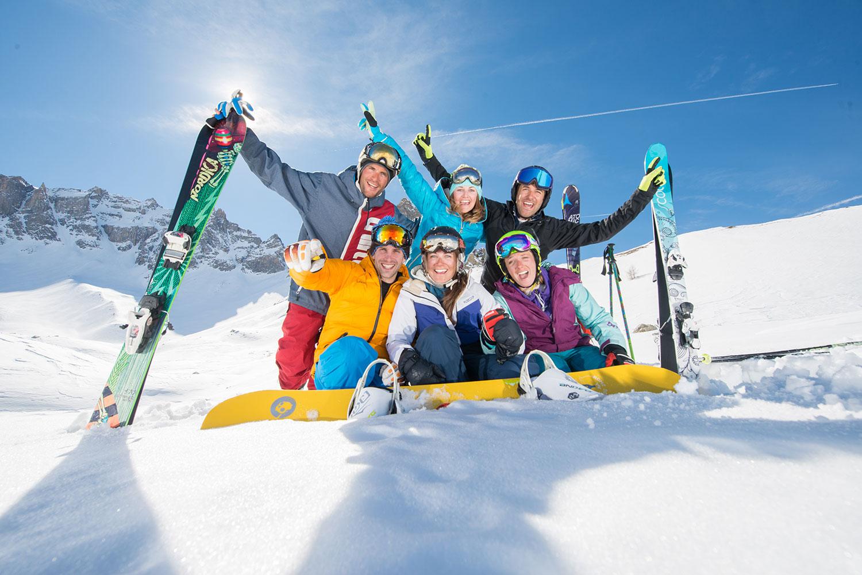 station ski Ceillac en Queyras