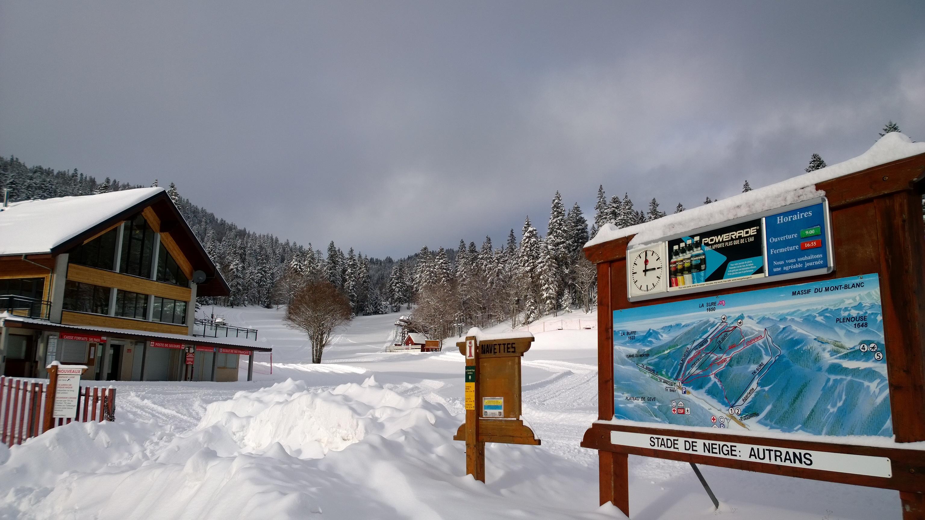 station ski Autrans