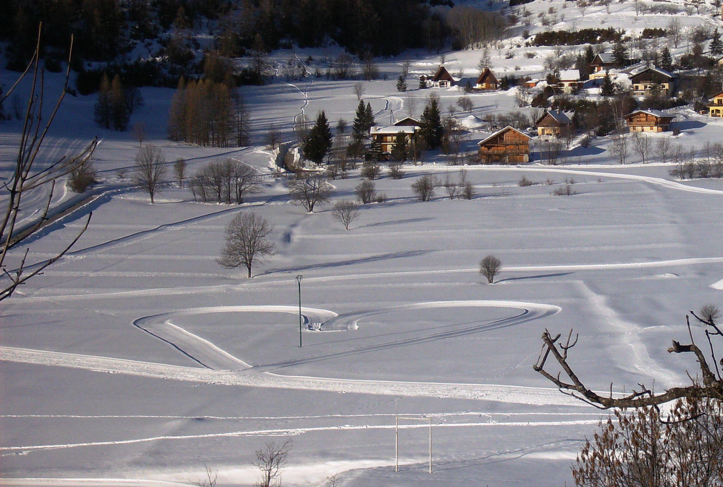 station ski Beuil les Launes