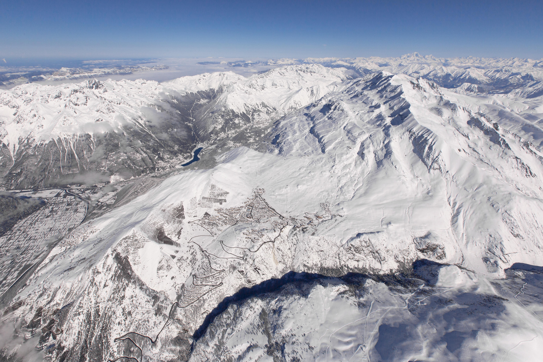 station ski Alpe d'Huez