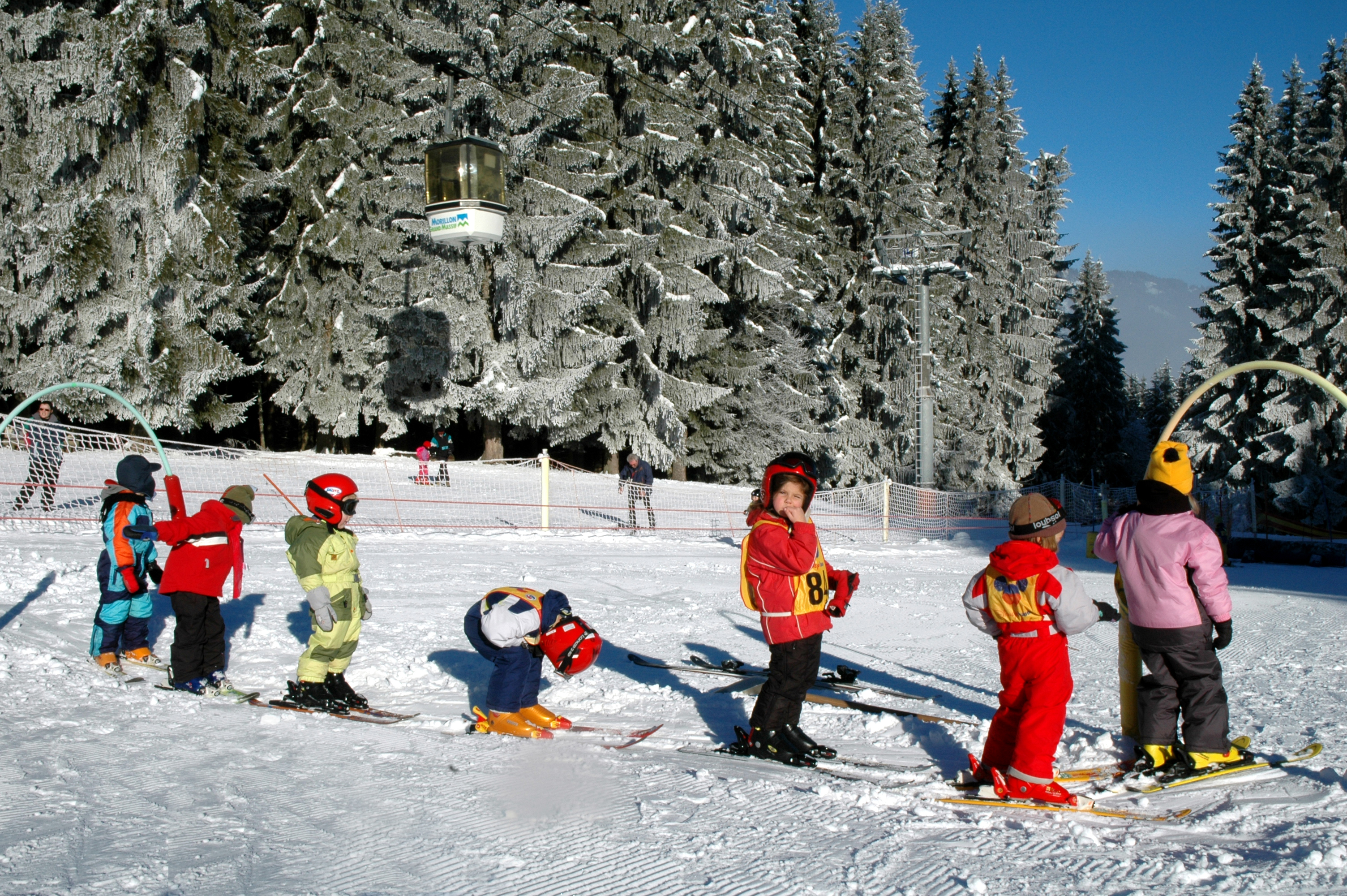 station ski Morillon