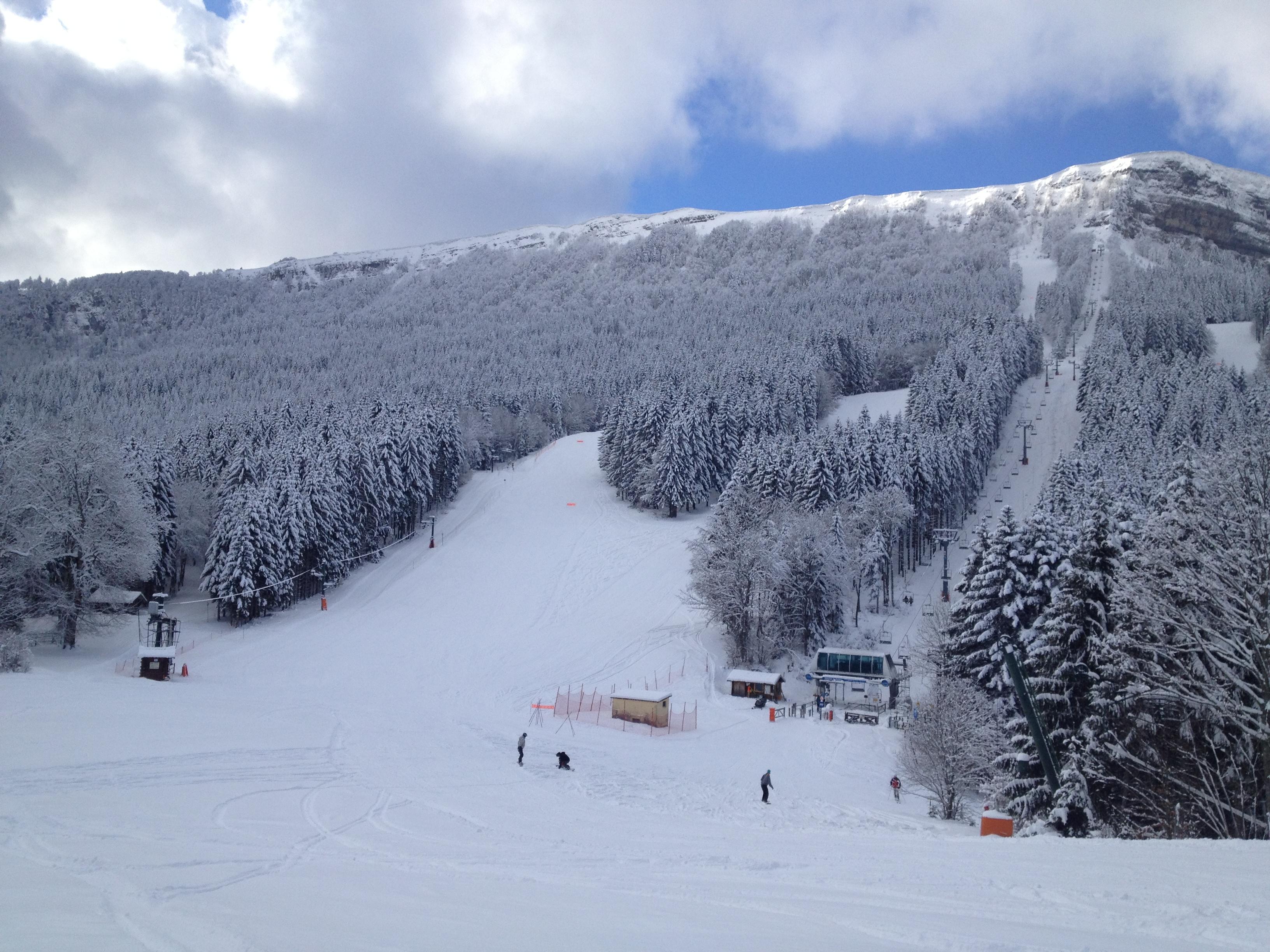 metabief la station de ski