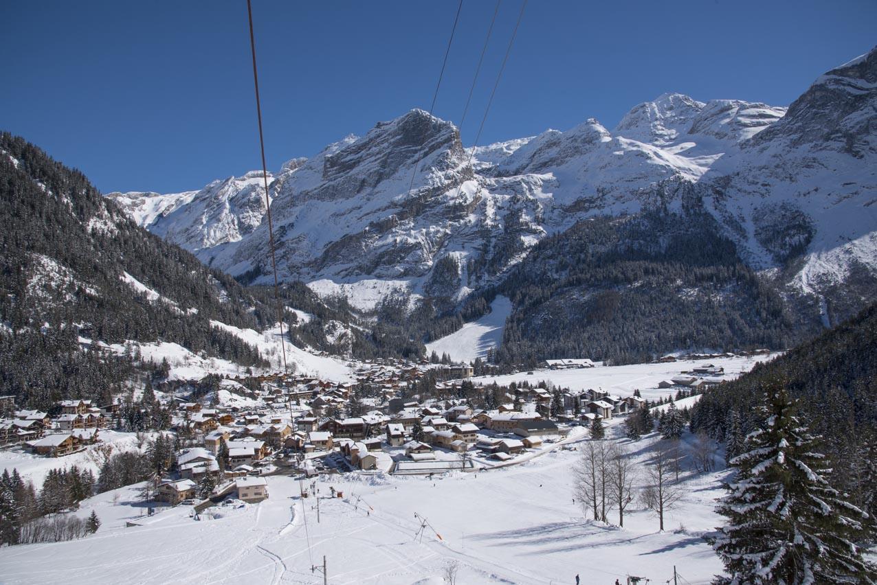 station ski Pralognan-la-Vanoise