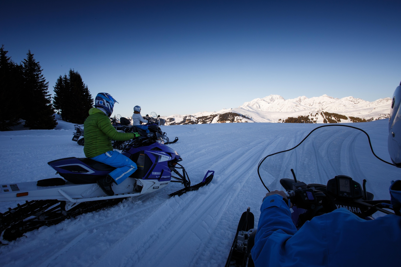 station ski Les Saisies