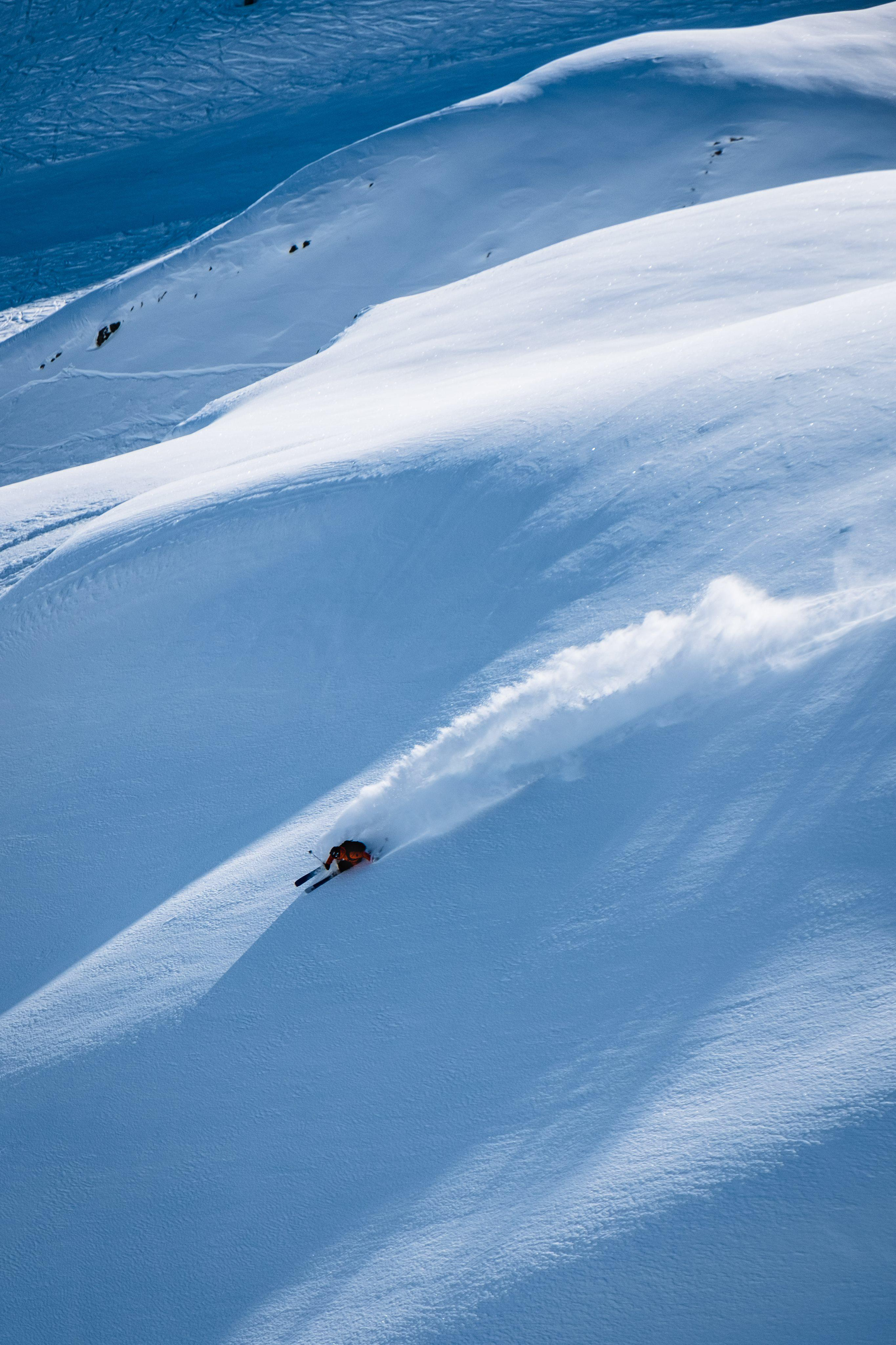ski resort Les Menuires
