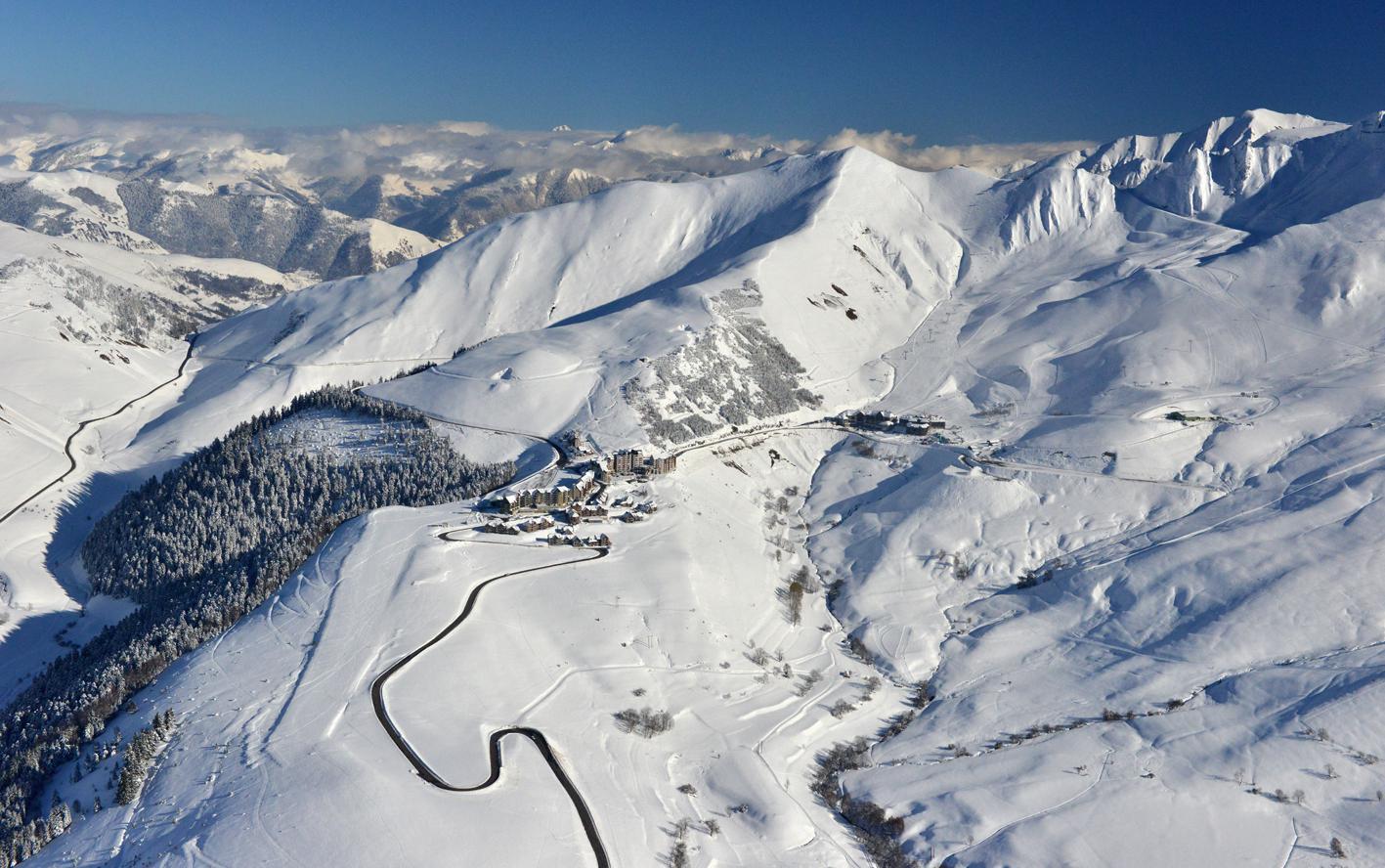 stazione sci Peyragudes