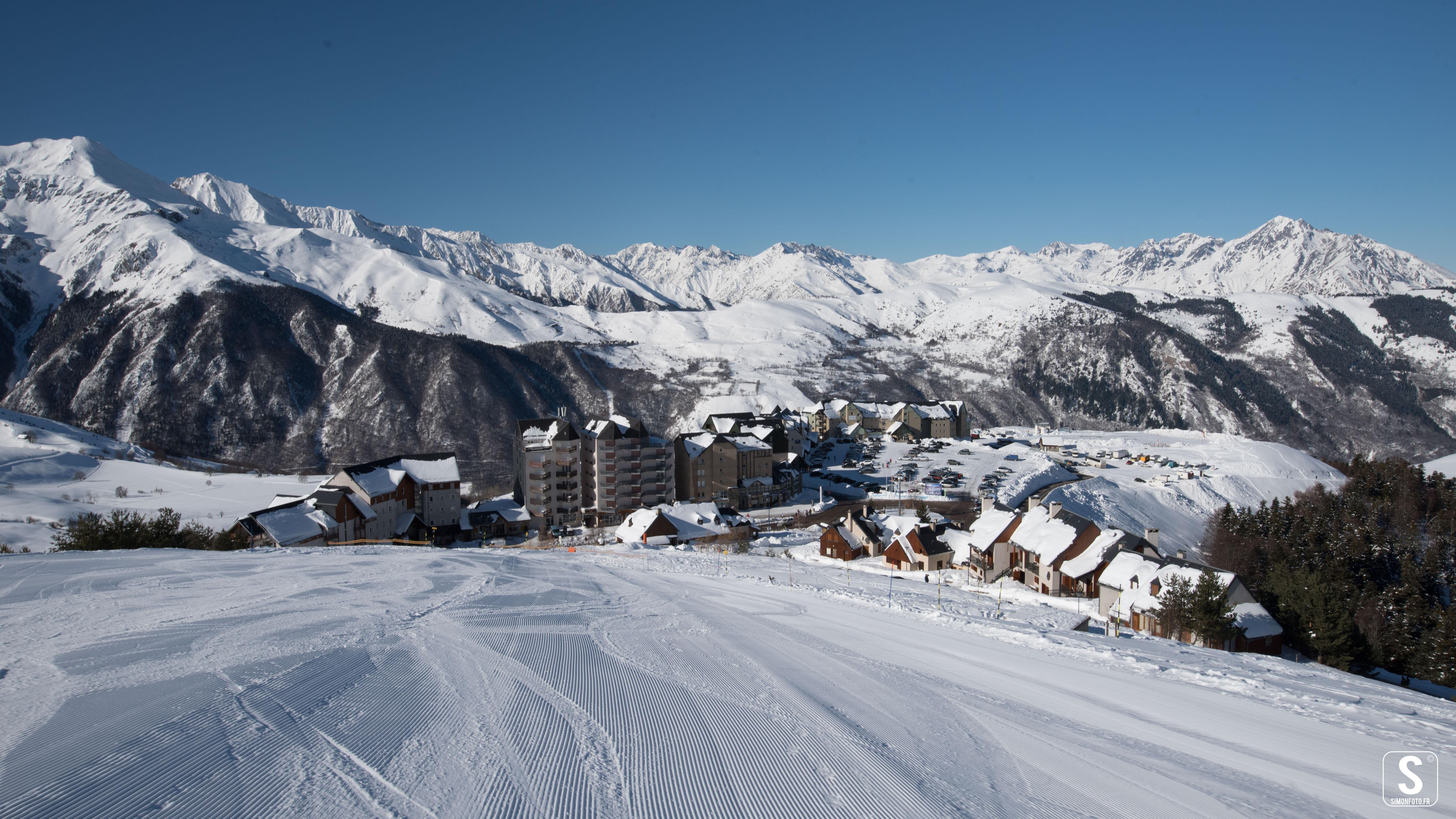 ski resort Peyragudes
