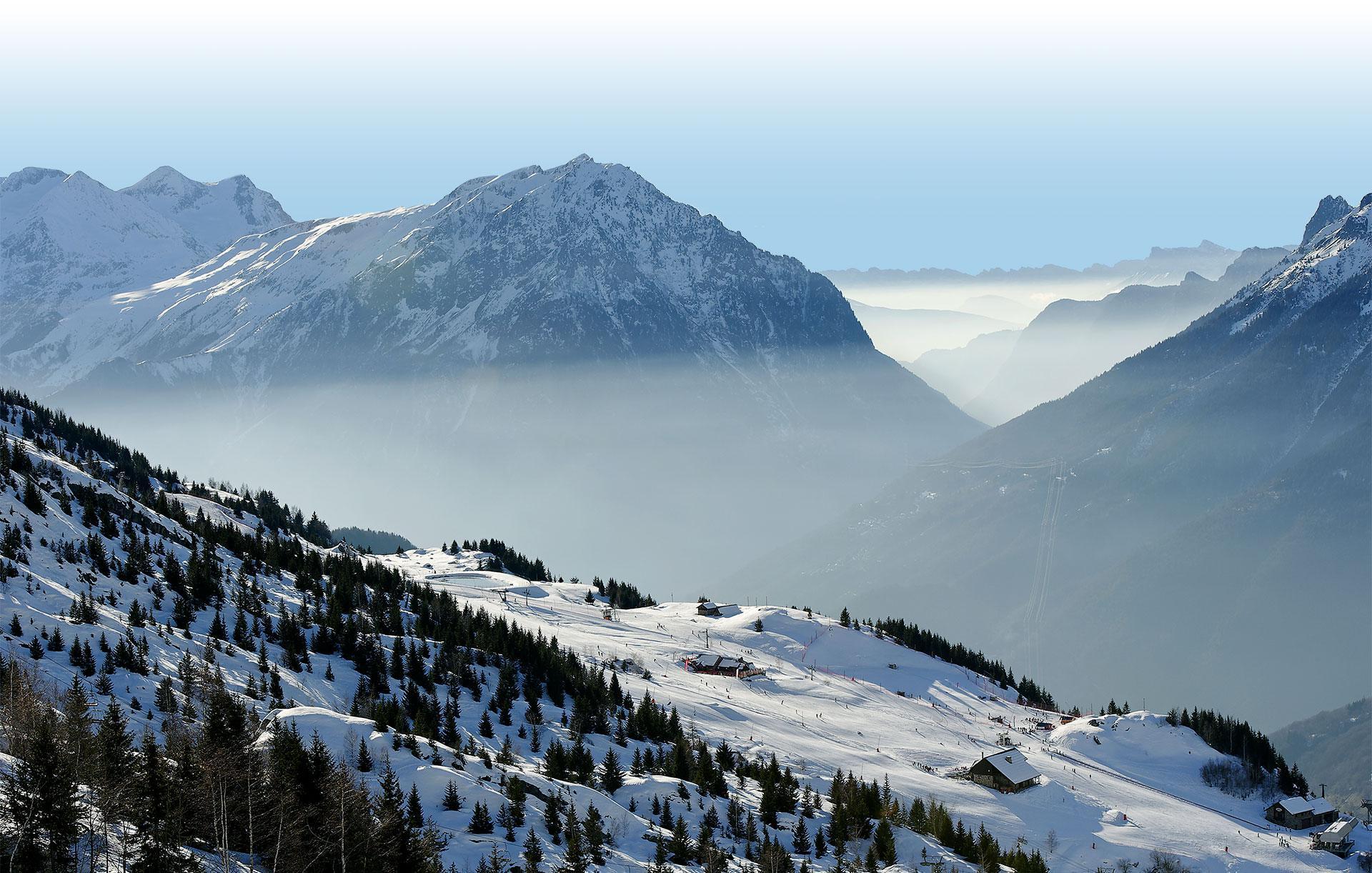 ski resort Vaujany