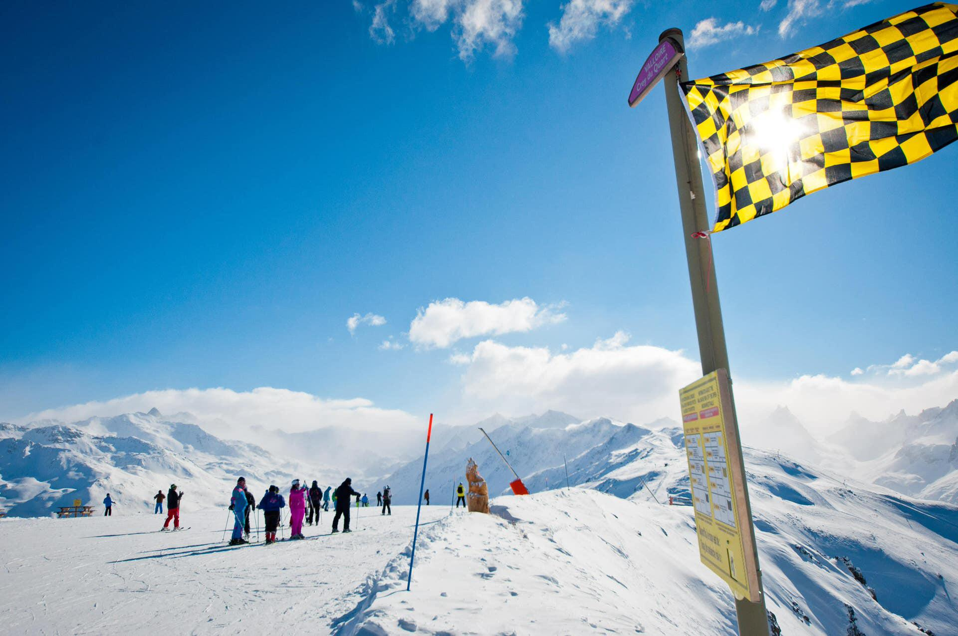ski resort Valmeinier