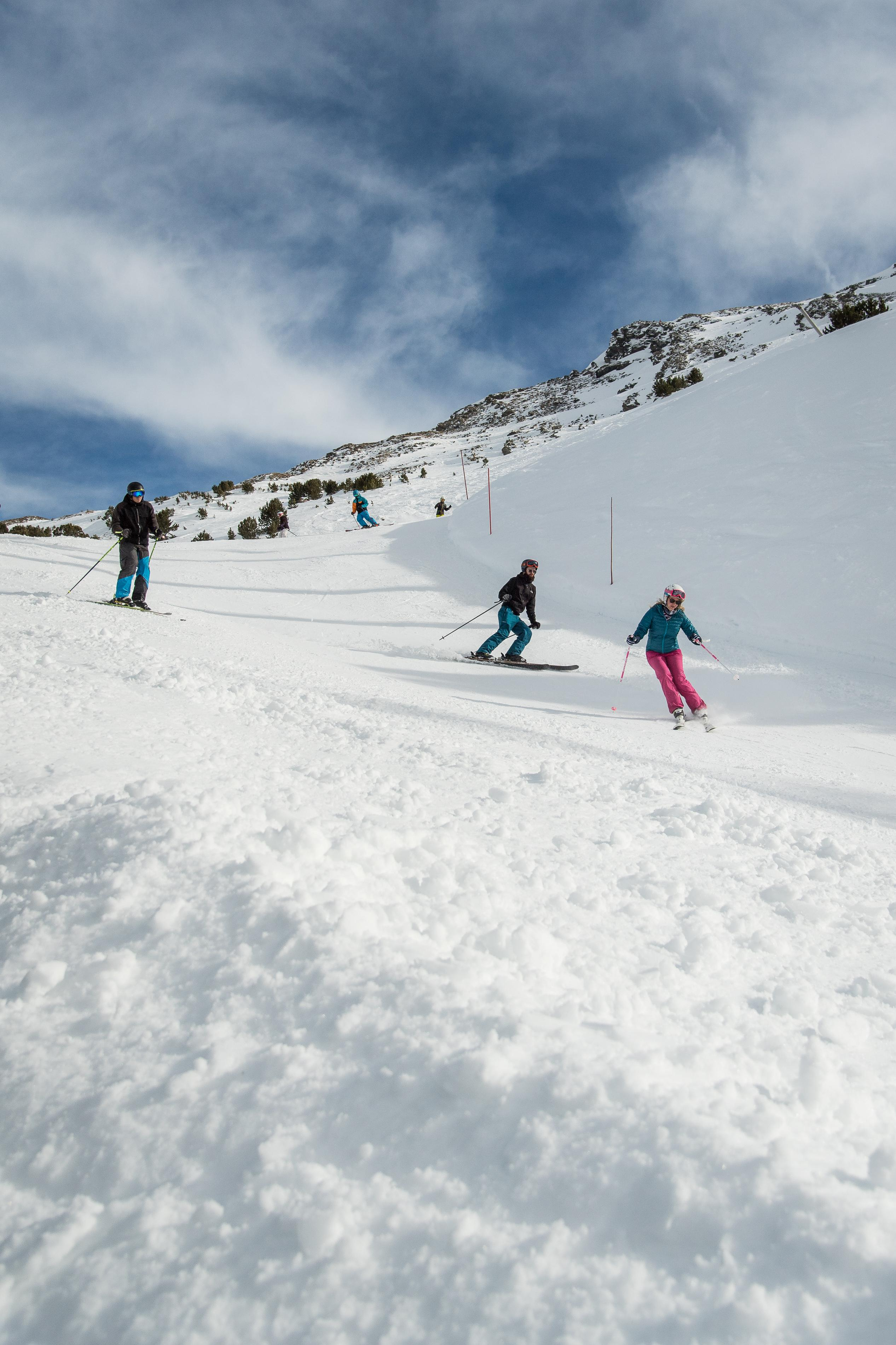 ski resort La Norma