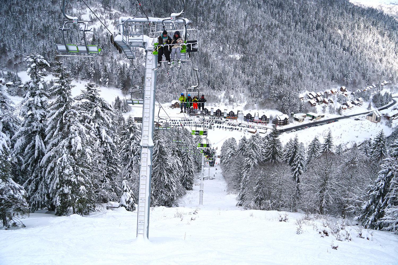 station ski Le Lioran