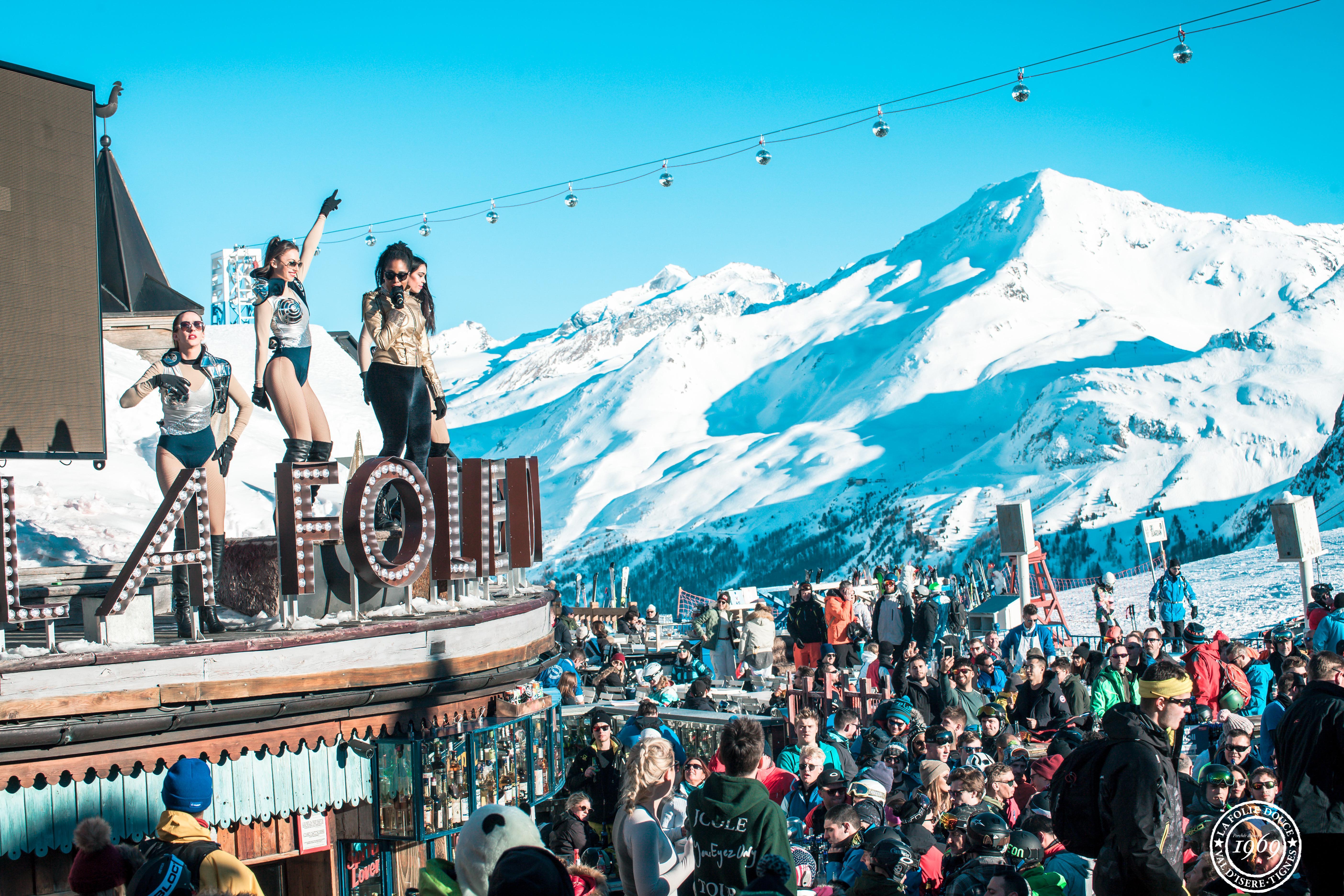 station ski Val d'Isère