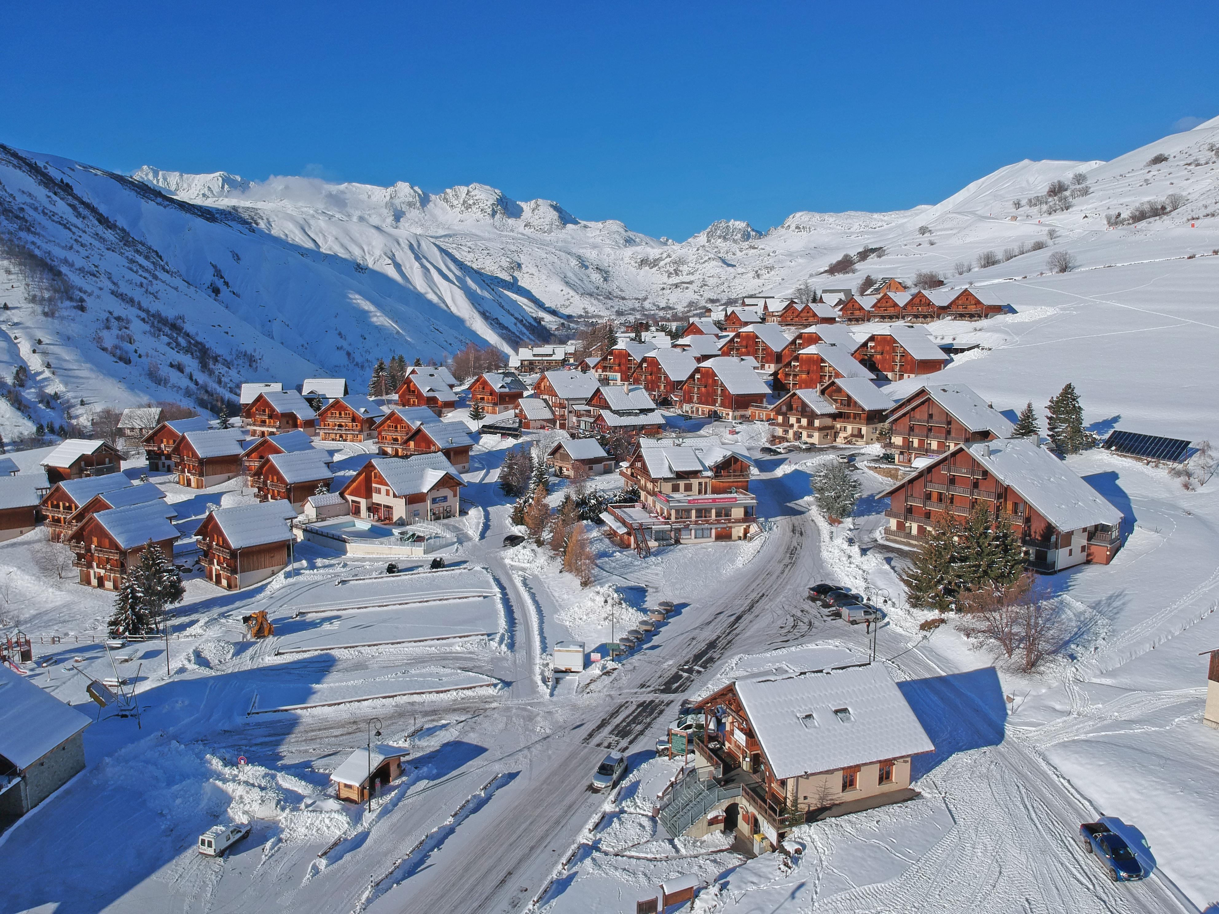 ski resort Saint Jean d'Arves