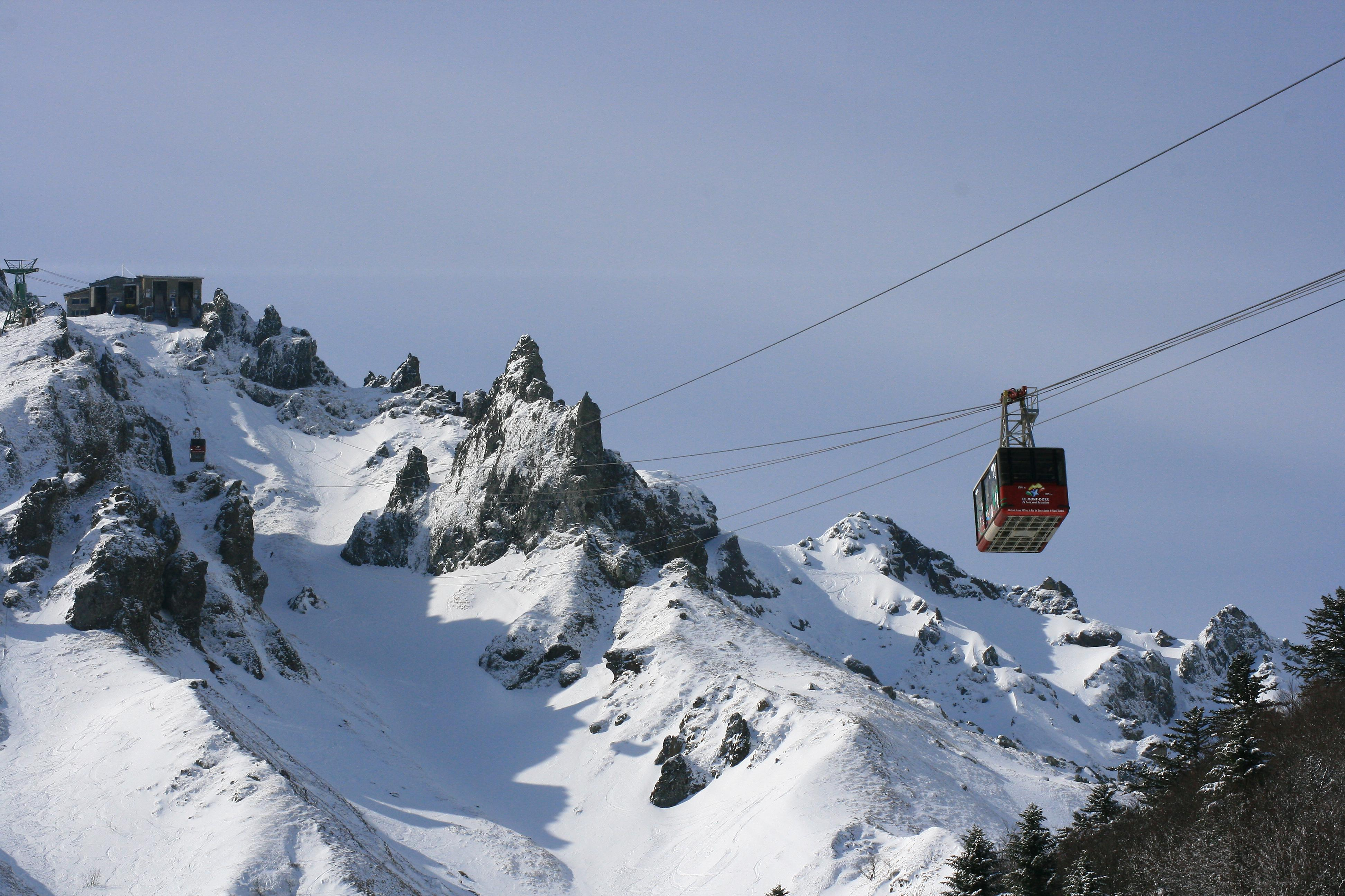 station ski Le Mont Dore