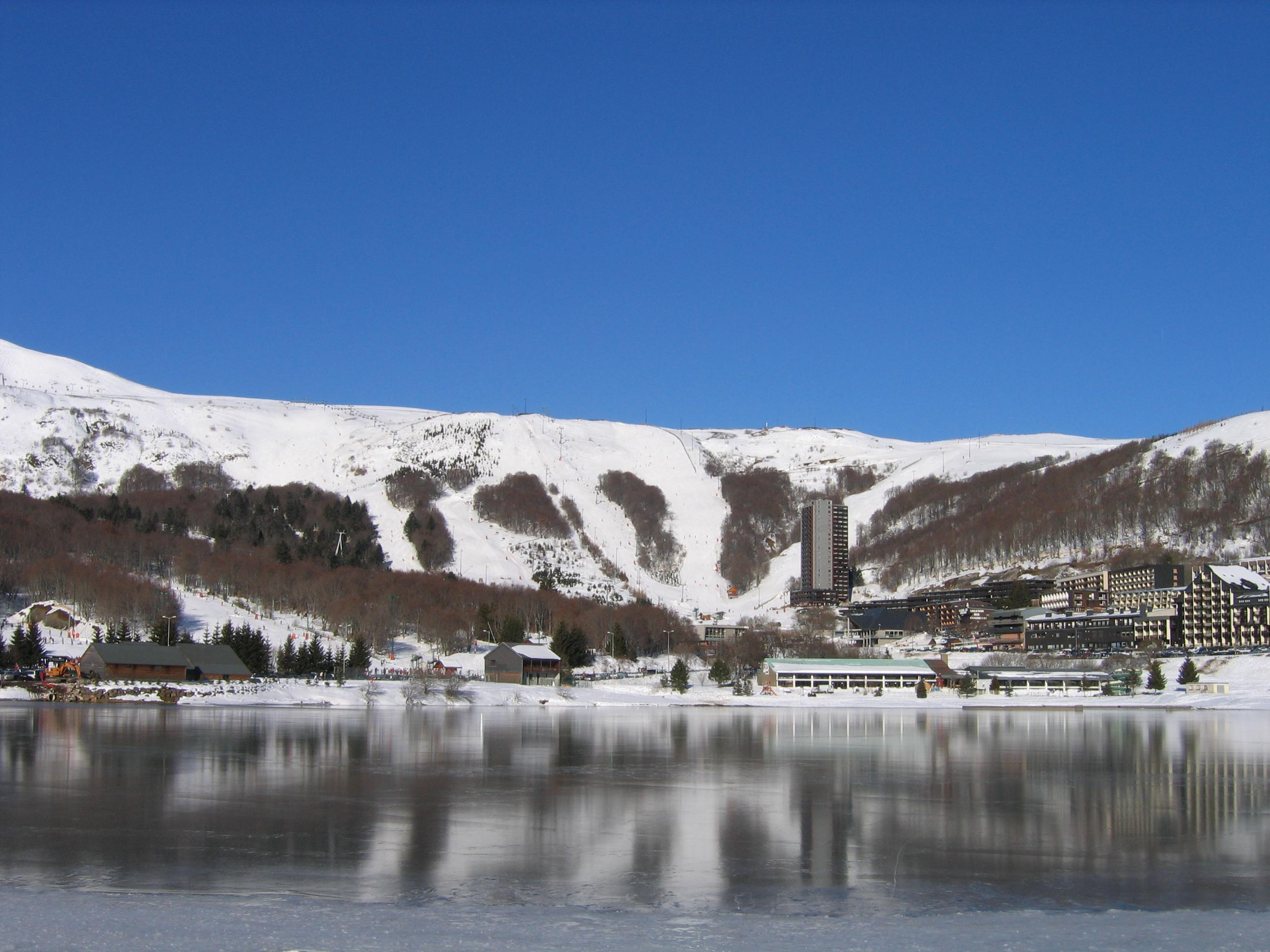 station ski Super Besse