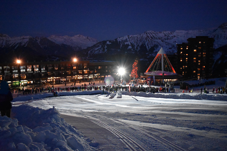 station ski Le Corbier