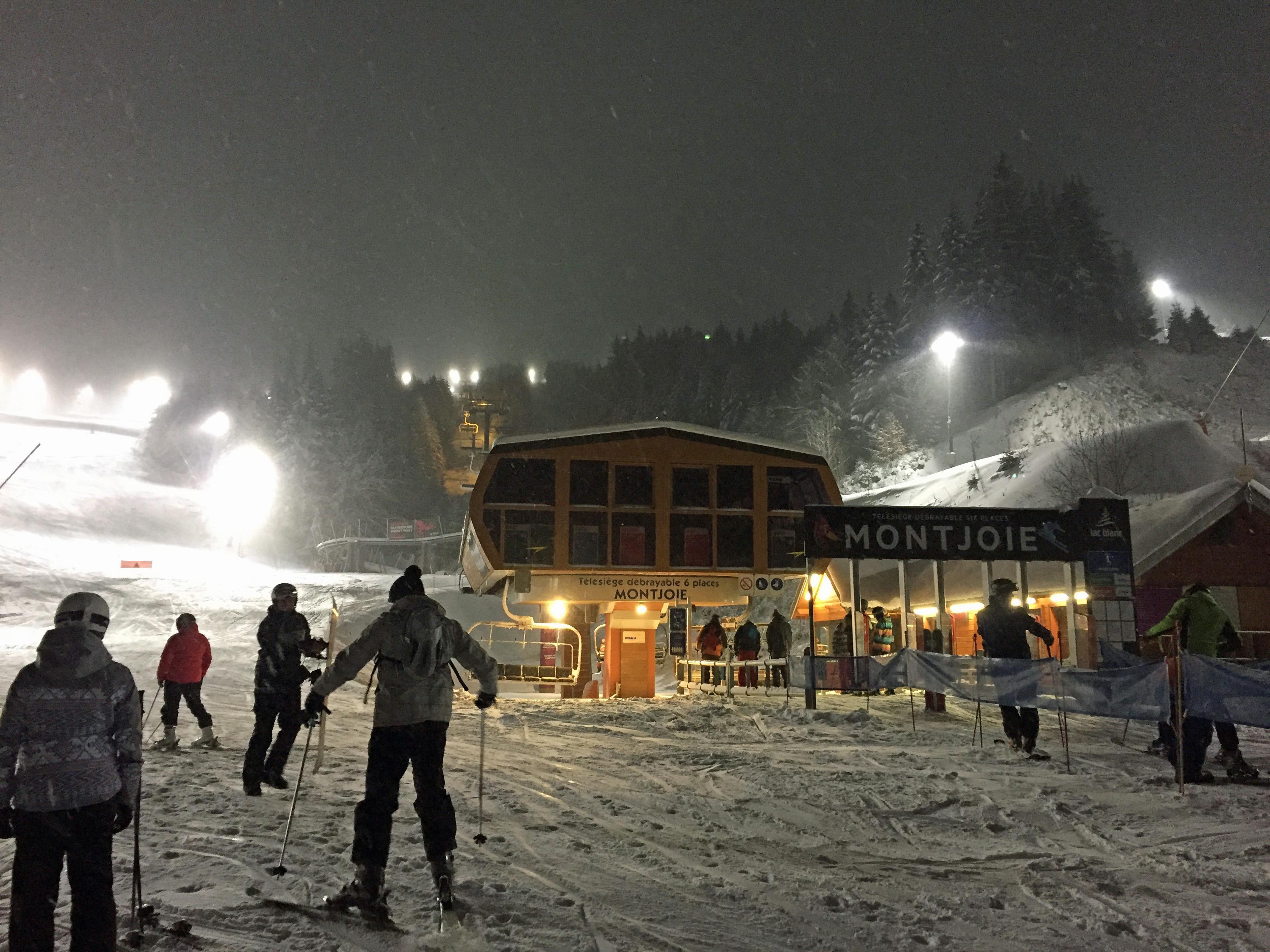 station ski Le Lac Blanc