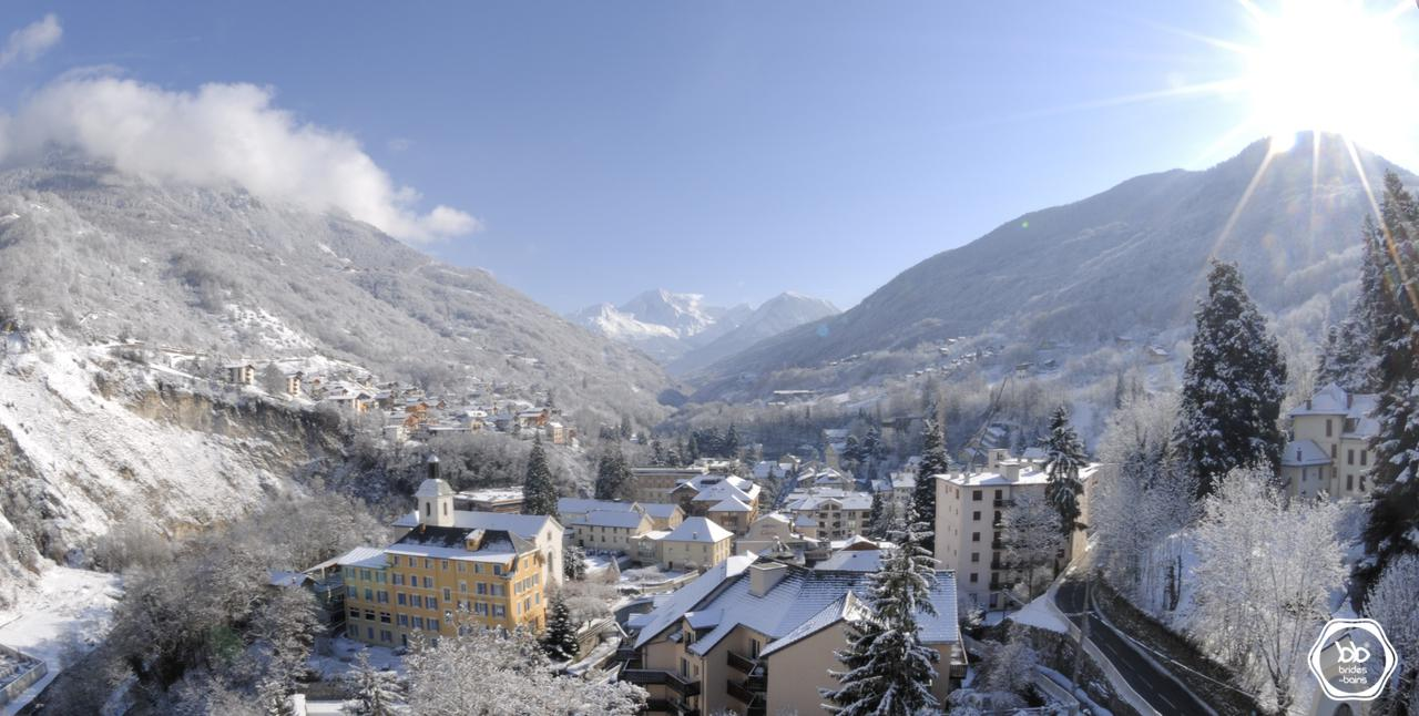 station ski Brides Les Bains