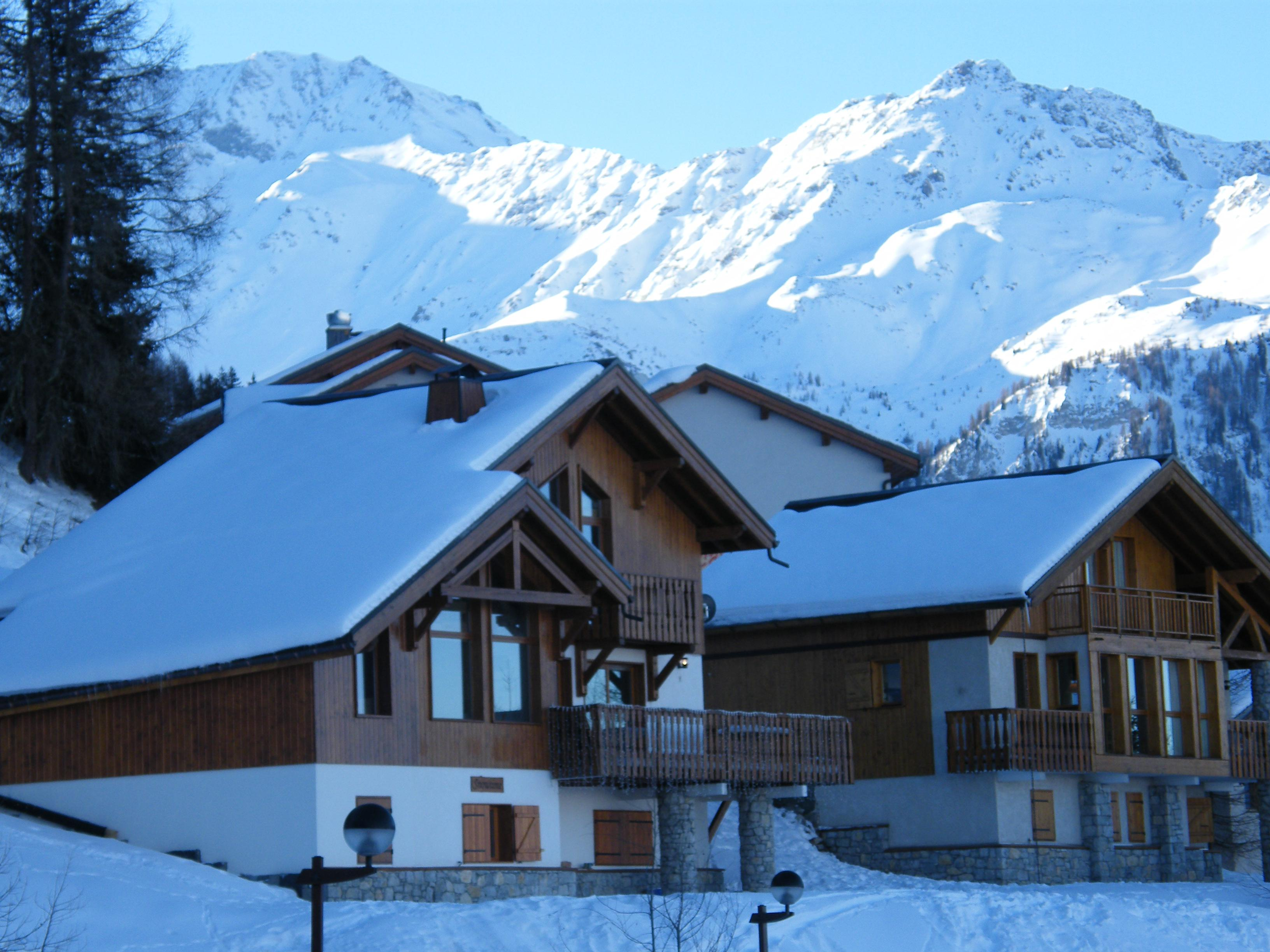 station ski Peisey-Vallandry