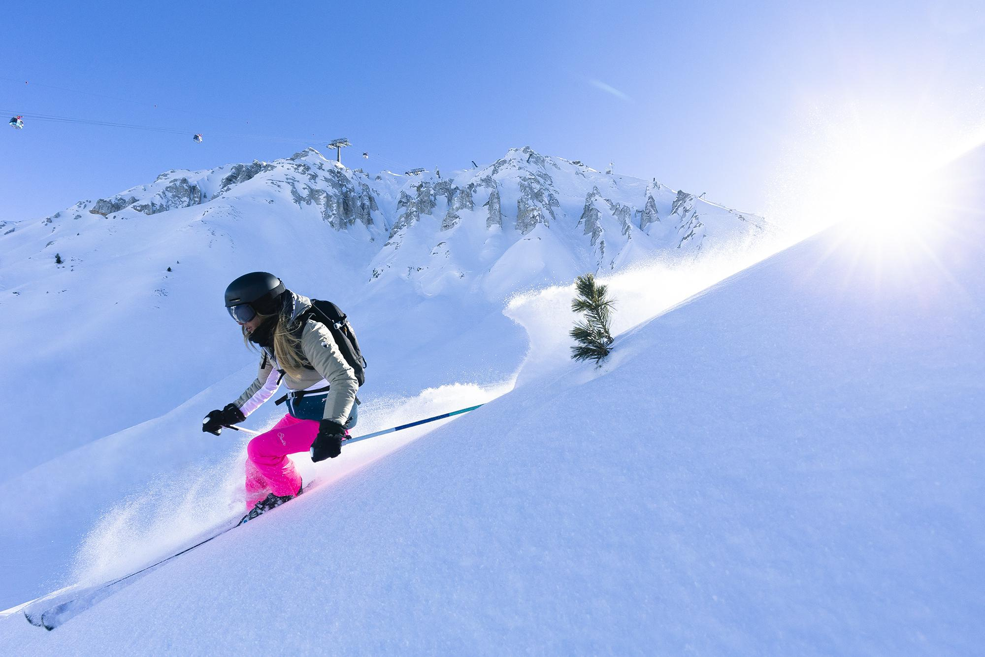 skiort Champagny-en-Vanoise