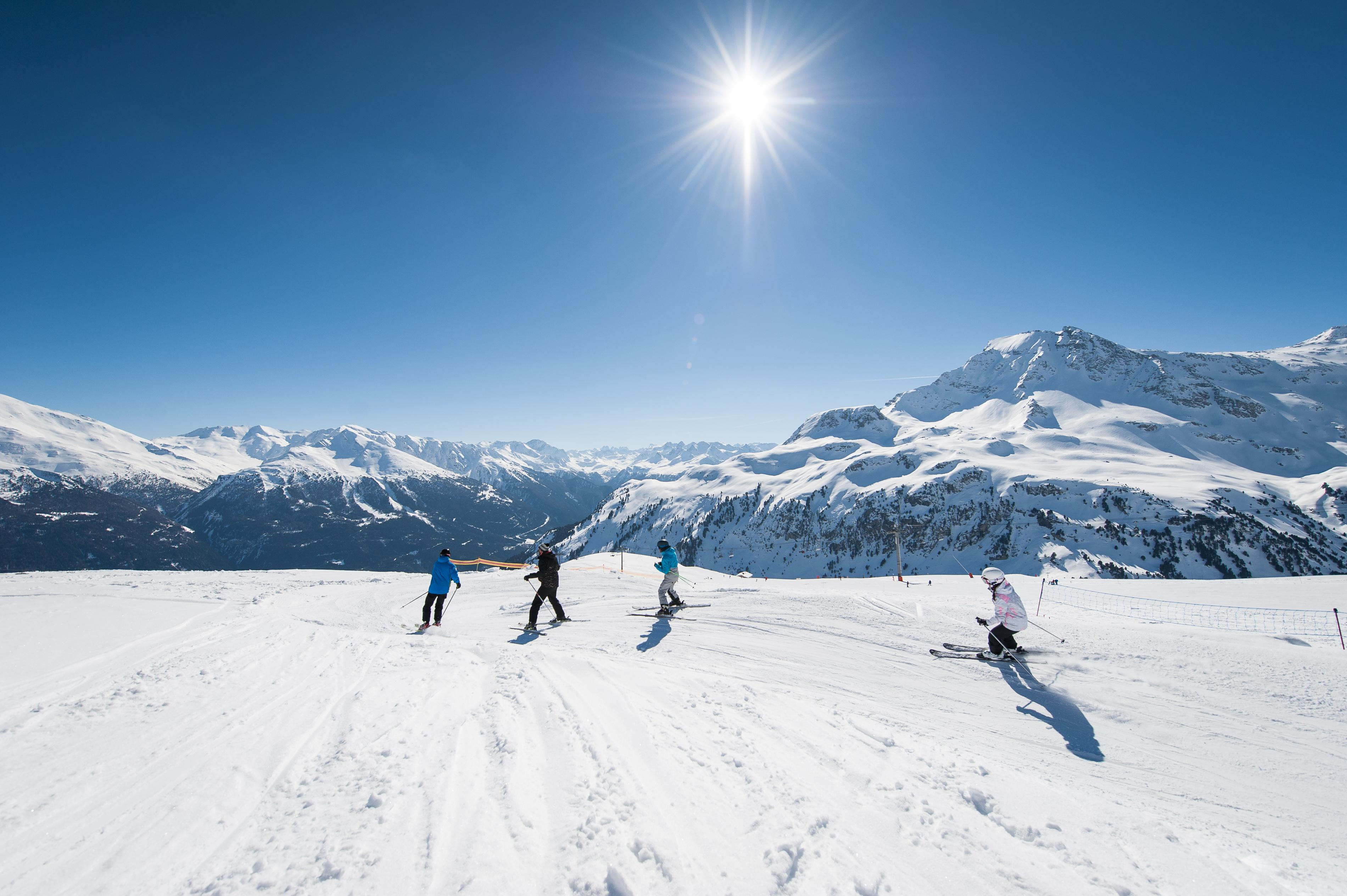 skiort Aussois