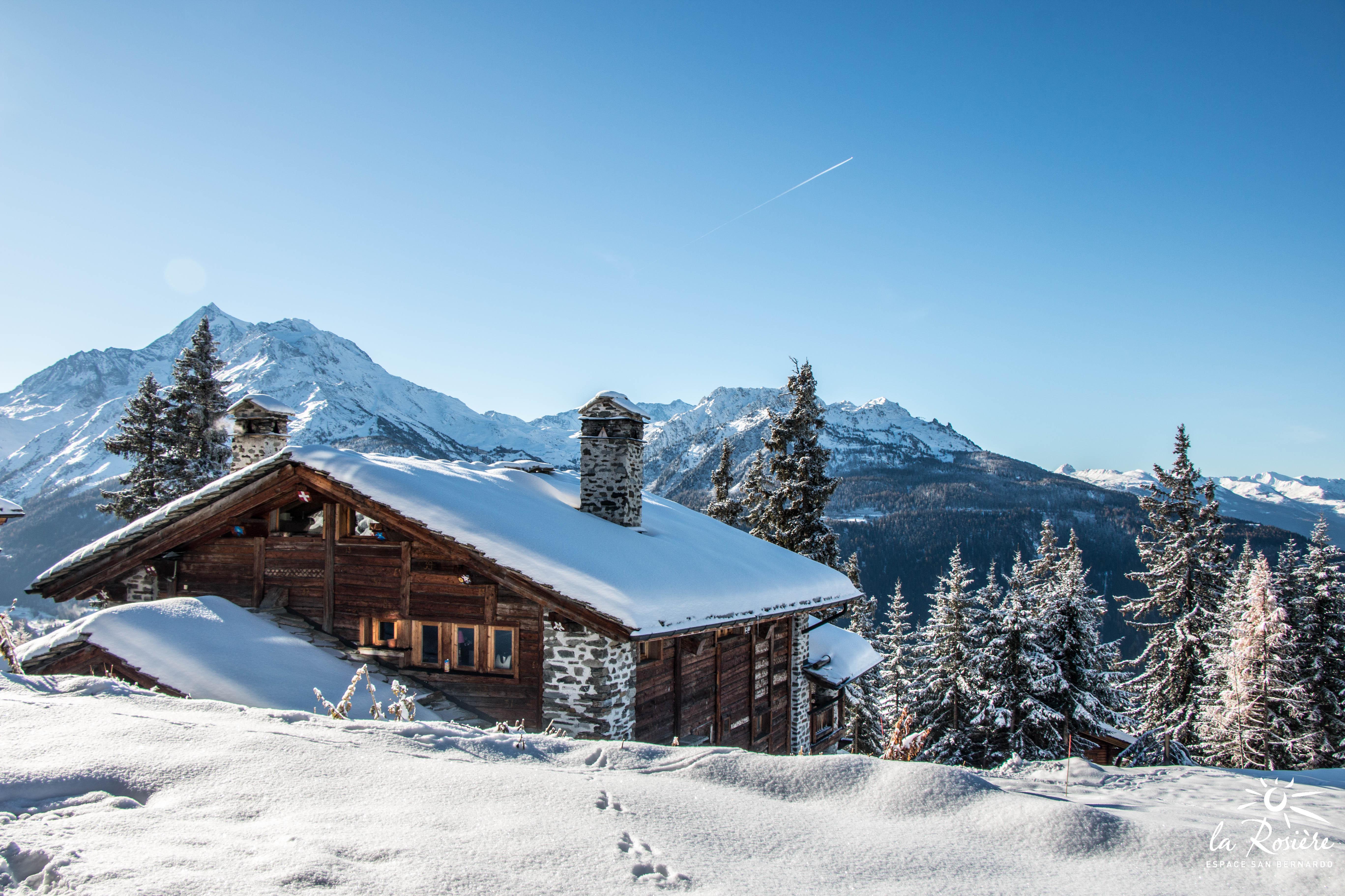 station ski La Rosière