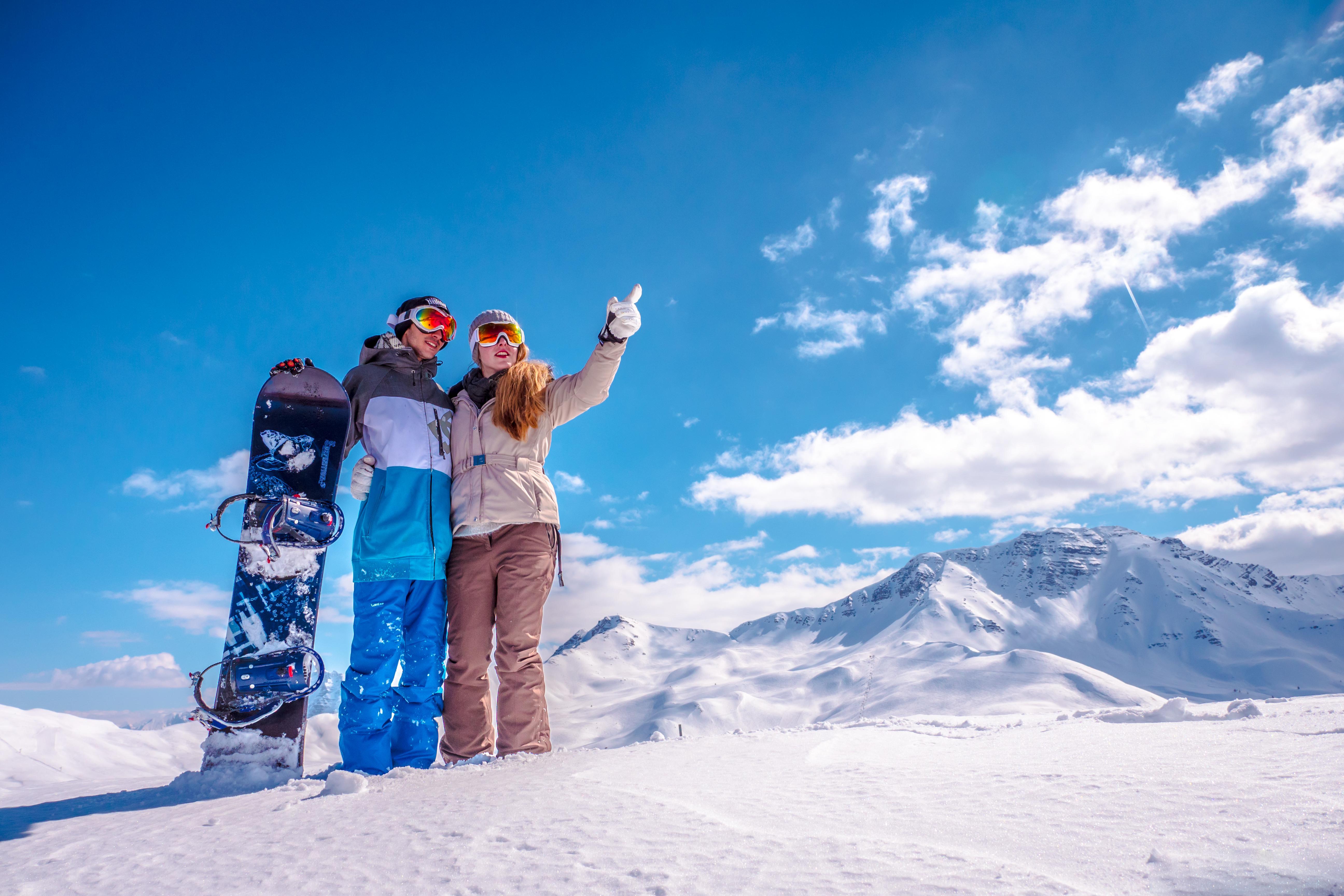 station ski Risoul