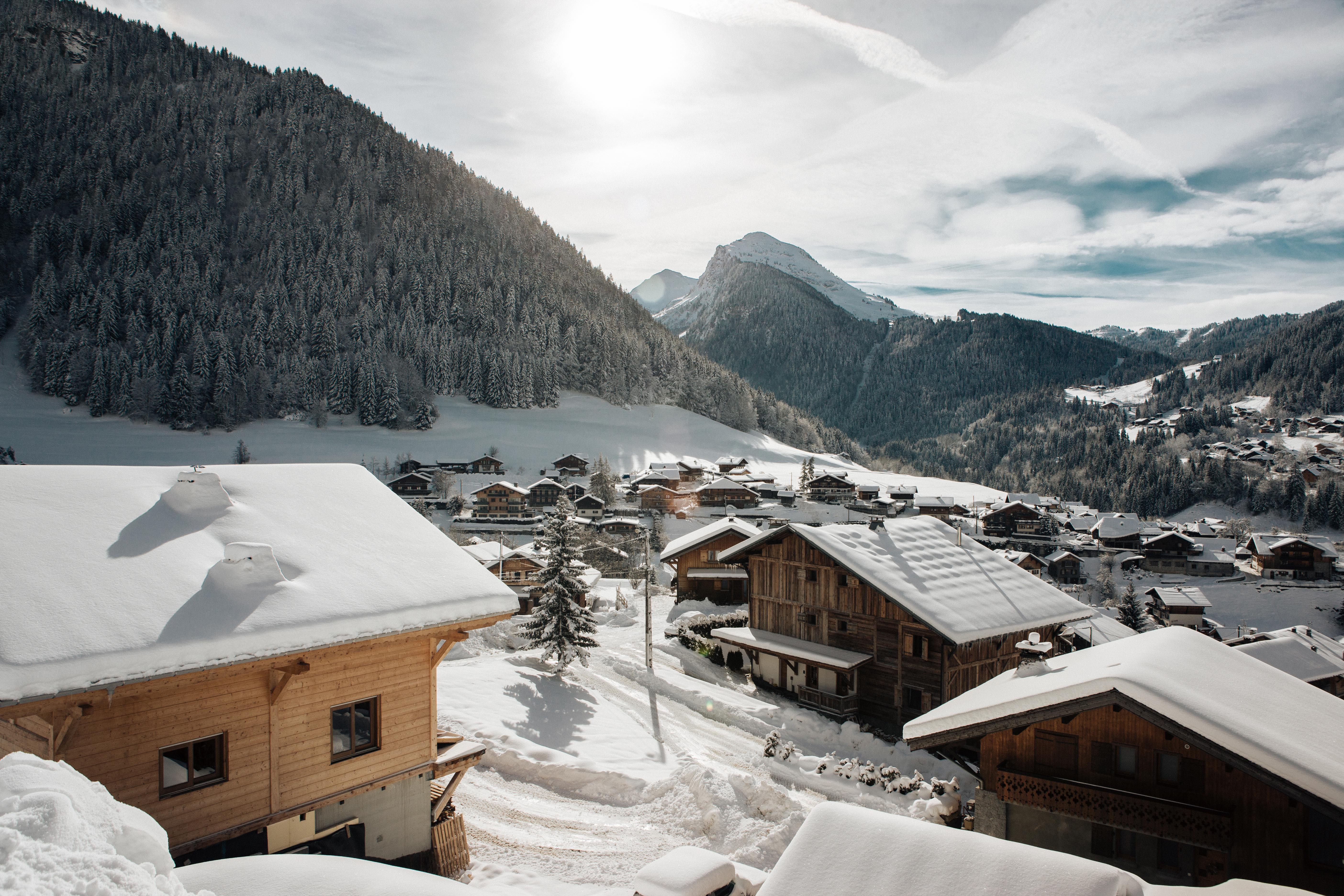 station ski Morzine