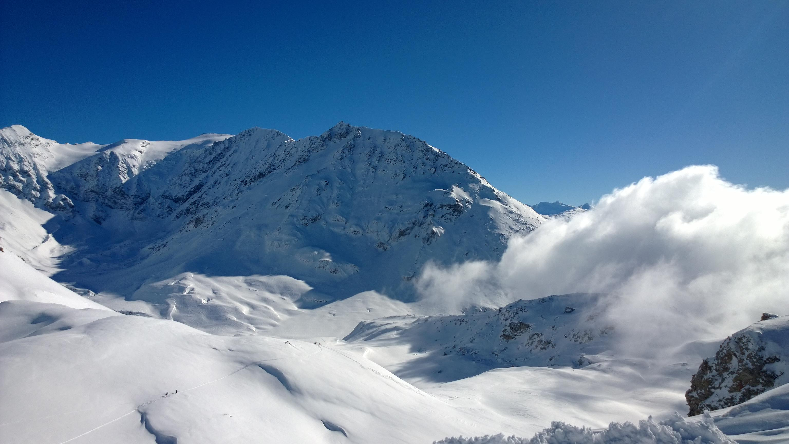 station ski Sainte Foy Tarentaise